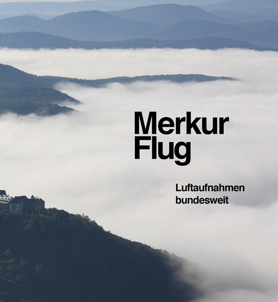 Luftaufnahmen bundesweit mit Merkur Flug GmbH